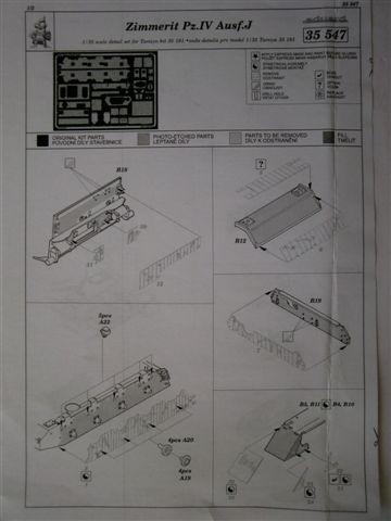 BIG ED Set für Panzer IV Ausf. J von Tamiya in 1:35 Cimg3785