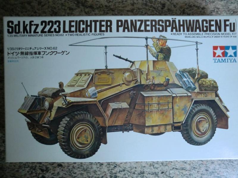 Sd.Kfz.223 Leichter Panzerspähwagen 1:35 Cimg3819