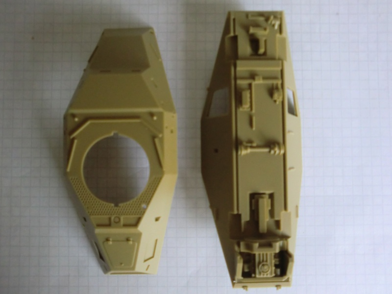 Sd.Kfz.223 Leichter Panzerspähwagen 1:35 Cimg3823