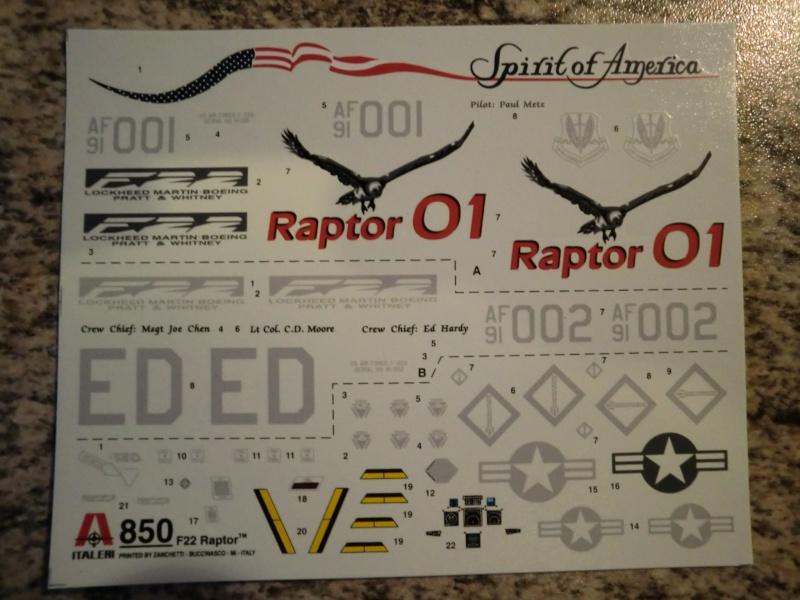 F-22 Raptor 1:48 Cimg3834