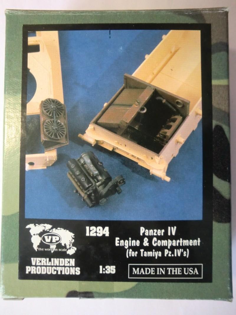 Panzer IV Engine & Compartment Set Cimg3836