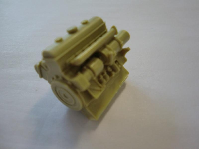 Panzer IV Engine & Compartment Set Cimg3839