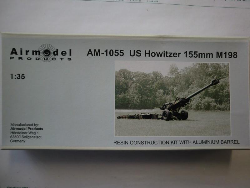 US Howitzer 155mm M198 von Airmodel in 1:35 Cimg3852