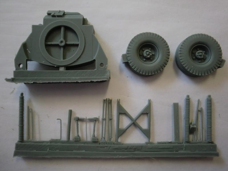 US Howitzer 155mm M198 von Airmodel in 1:35 Cimg3860