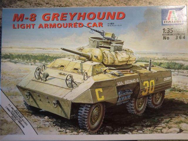 M-8 Greyhound in 1:35 Cimg3871