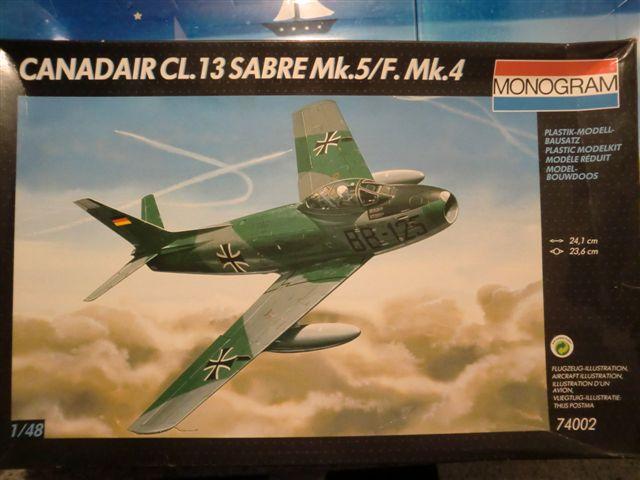 Canadair CL.13 Sabre Mk.5/Mk.4 in 1:48 Cimg3878