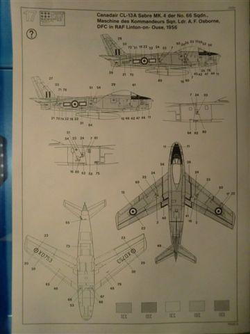 Canadair CL.13 Sabre Mk.5/Mk.4 in 1:48 Cimg3879