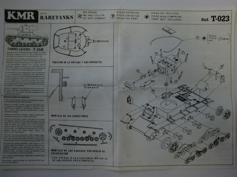 Carro Ligero T-26B in 1:35 Cimg3950