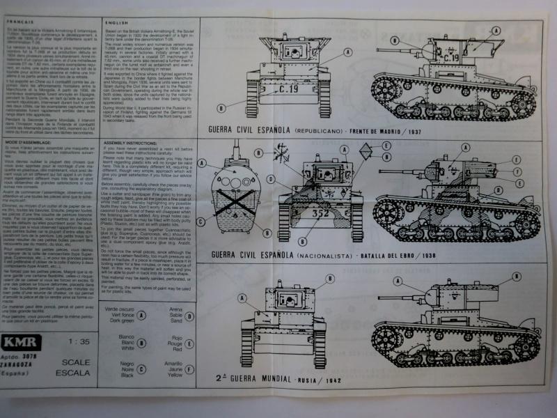 Carro Ligero T-26B in 1:35 Cimg3951