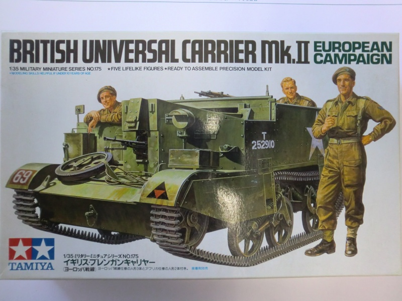 British Universal Carrier Mk.II in 1:35 Cimg3989