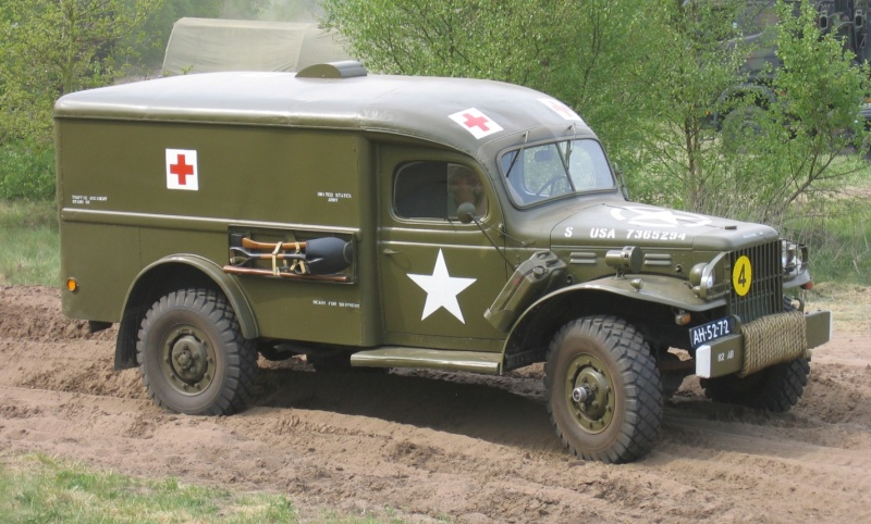 DODGE WC-54 Ambulance 1:35 Dodge_10