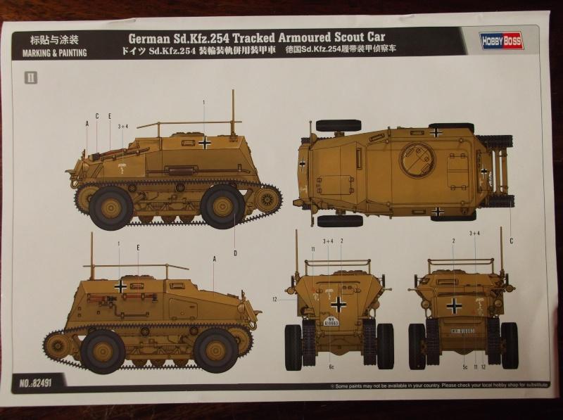 Sd.Kfz.254 in 1:35 Dscf0131