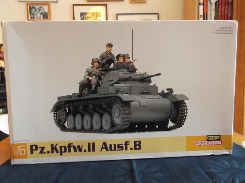PzKpfw. II Ausf B in 1:6 von Dragon Dscf0810