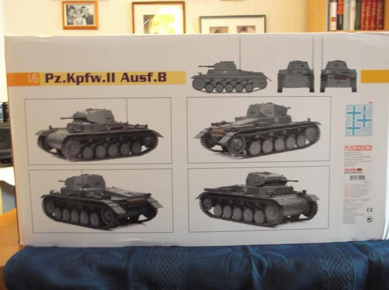 PzKpfw. II Ausf B in 1:6 von Dragon Dscf0811