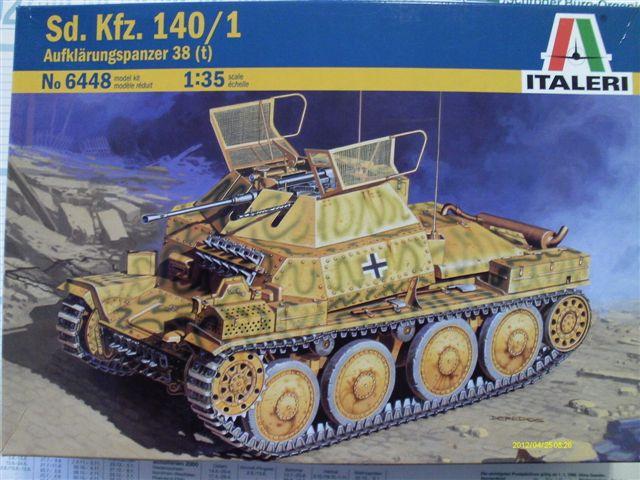 Aufklärungspanzer 38 (t) Sd.Kfz 140/1 in 1:35 Imag0013