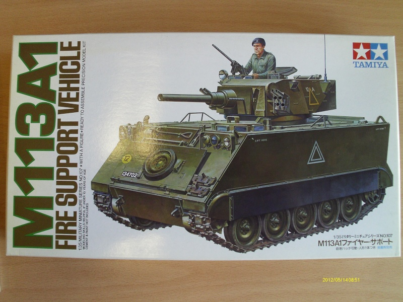 M113 Fire Support Vehicle in 1:35 Imag0029