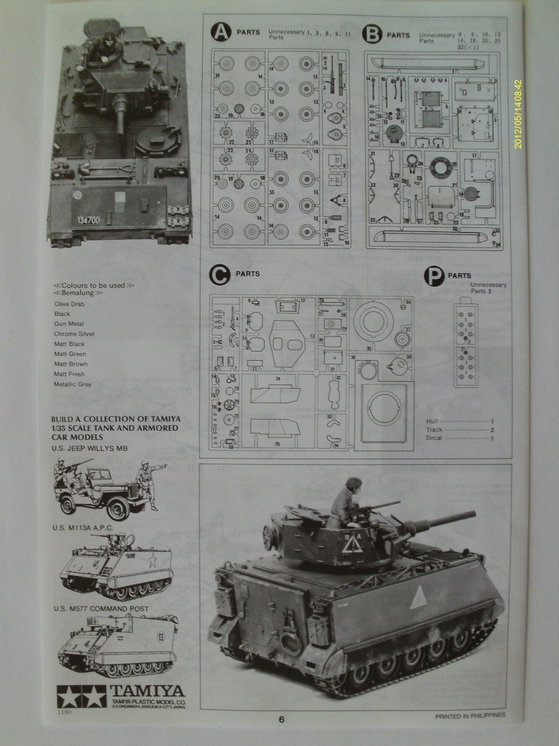 M113 Fire Support Vehicle in 1:35 Imag0031