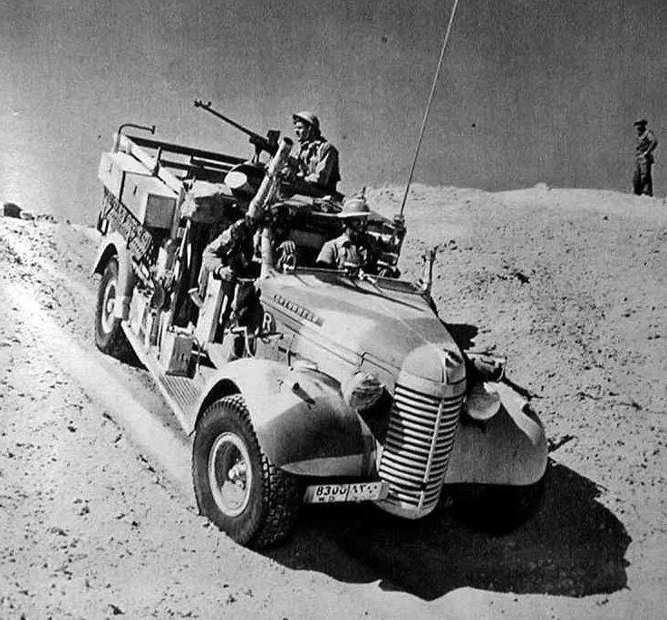 Long Range Desert Group/30cwt CHEVROLET Truck 1/35 Lrdg_r10