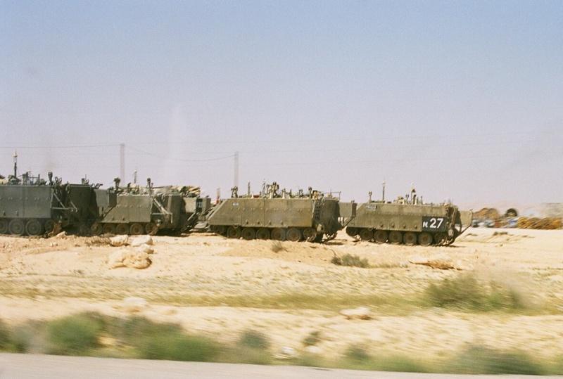 IDF M113 Zelda 1:35 M113_a10