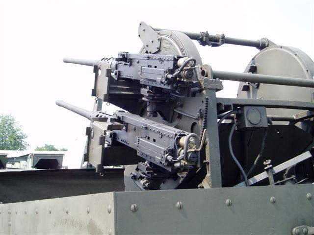 U.S. Multiple Gun Motor Carriage M16 in 1:35 M2_mac10