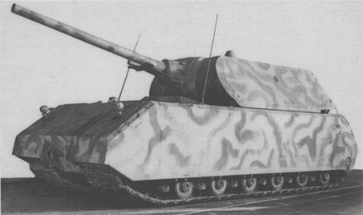 Super Tank Maus in 1:35 Maus-011
