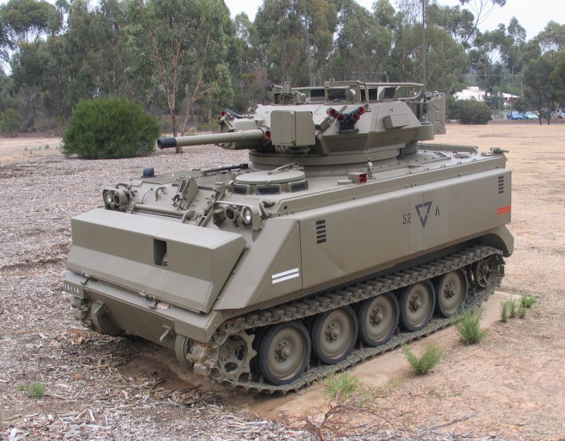 M113 Fire Support Vehicle in 1:35 Puckap10