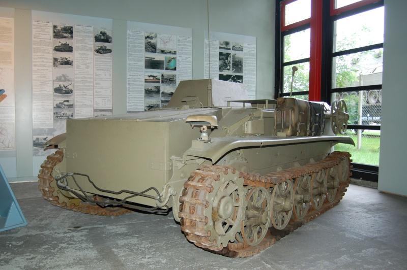 Borgward IV Ausf.A in 1:35 Schwer10