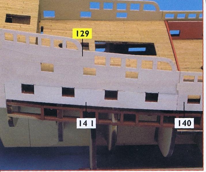 La Licorne ex-kit remaniée en scratch 1:72 fascicules Hachette - Page 2 Pierre10