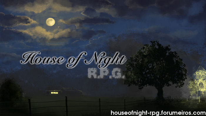The House Of Night RPG