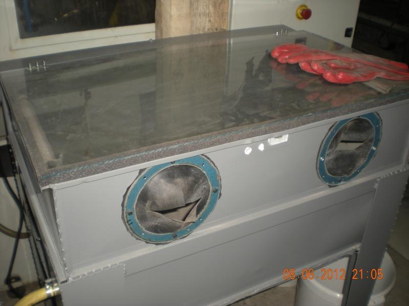cabine de sablage, une de plus. Dscn2912