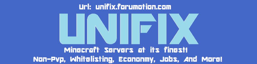 UniFix Forums