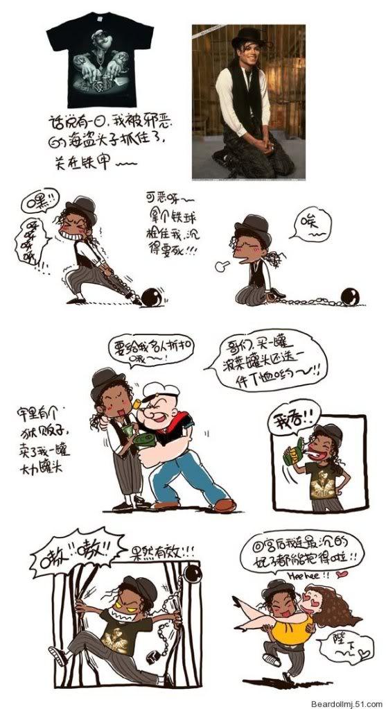 Fumetti s-i-m-p-a-t-i-c-i su Michael!!! Ff7a4a10
