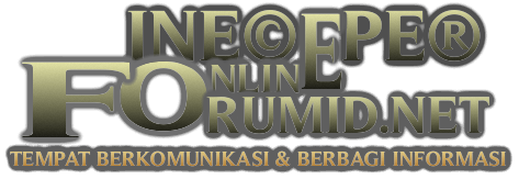 IneceperOnline | Komunitas Tecnology Indonesia - Welcome To IneceperOnline