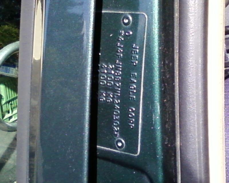 plaque constructeur Photos89