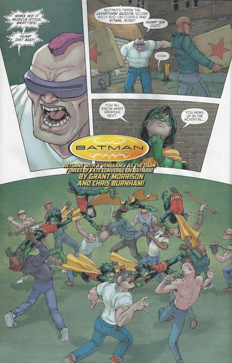 Batman Inc (New 52) 110
