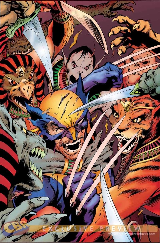 Wolverine Annual 1 13367710