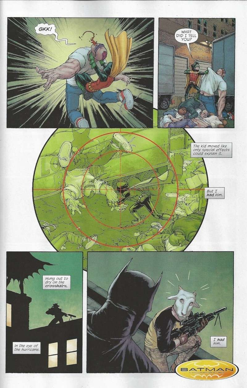 Batman Inc (New 52) 210