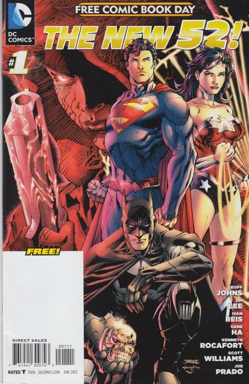 Free comics book day : New 52  (Spoiler/Trailer) 3war10