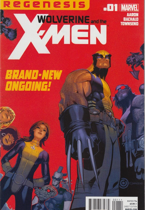 Wolverine & the X-men A_610