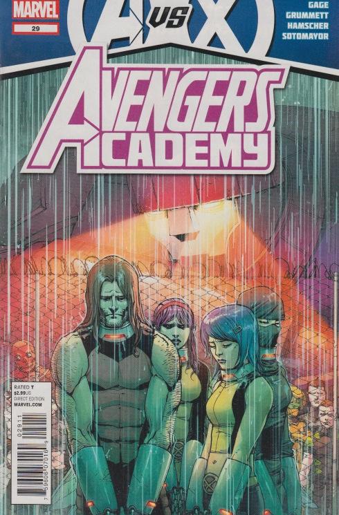 Avengers Academy #29 à 33 (arc AvX) Aavx10