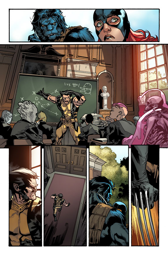 All New X-men 1 (Marvel Now) - Page 2 Allnew12