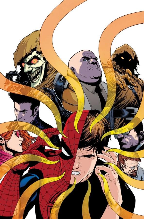 Amazing Spider Man 695-696 Amazin19