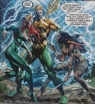 Aquaman (New 52) Arthur31