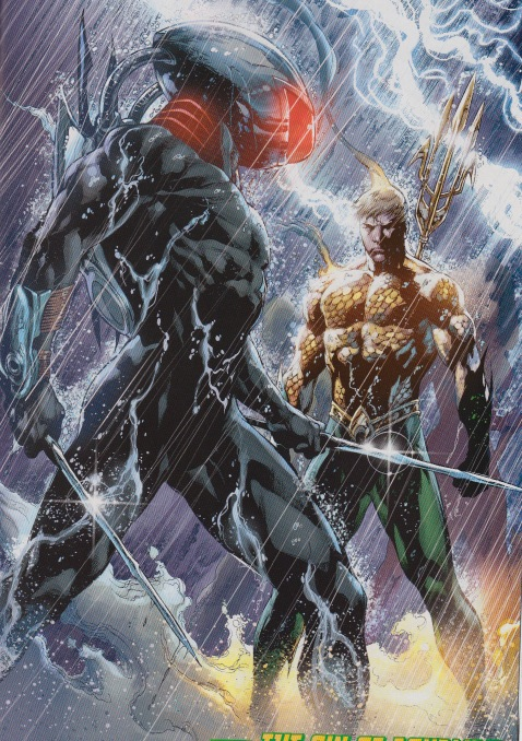 Aquaman (New 52) Arthur33