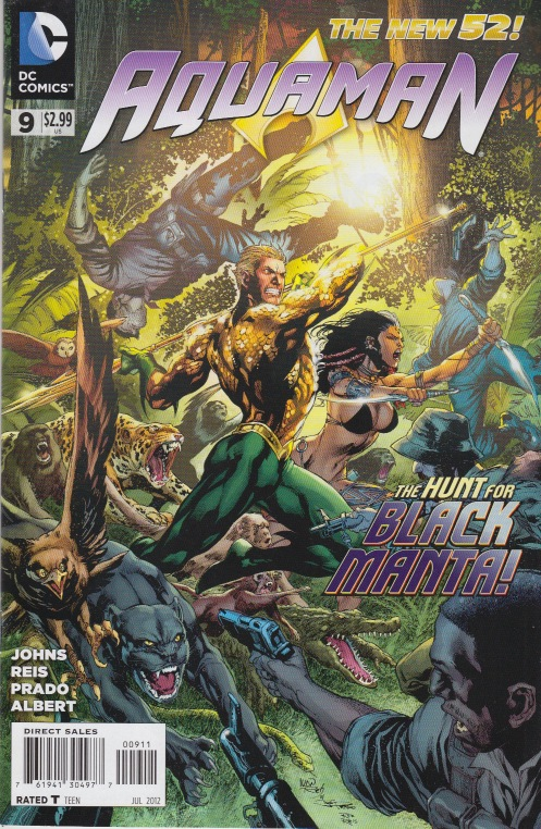 Aquaman (New 52) Artur10