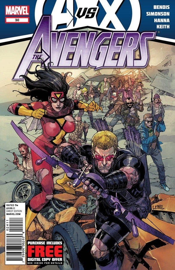 Avengers AVX Avenge17