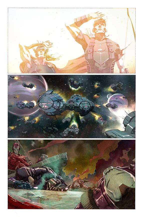 Avengers #1 Avenge29