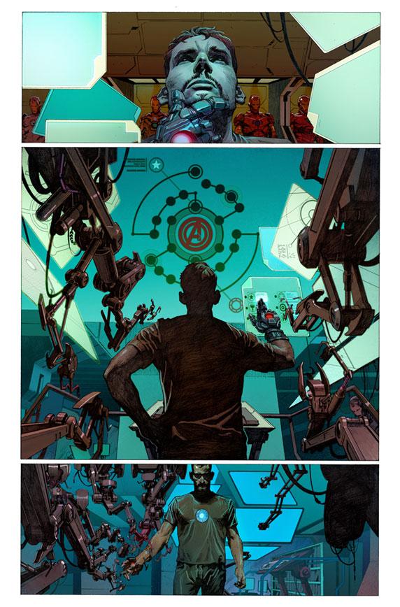 Avengers #1 Avenge30