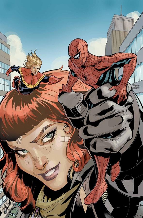 Avenging Spider Man 10 Avengi10