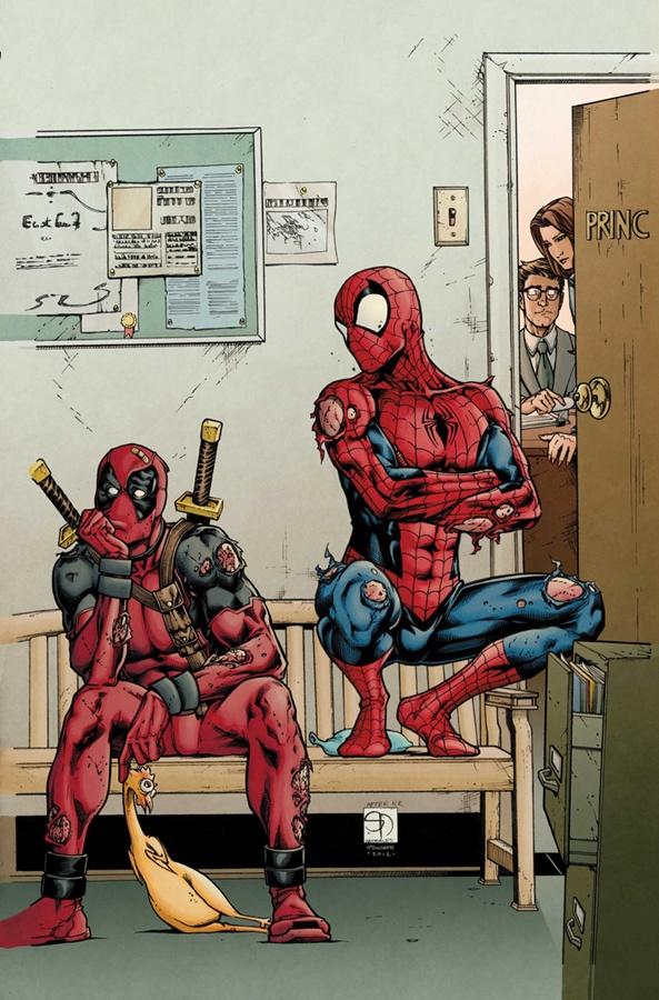 Avenging Spider Man 10 Avengi11